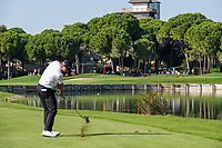 Justin Rose (ENG) during the third round of the Turkish Airlines Open, Montgomerie Maxx Royal Golf Club, Belek, Turkey. 09/11/2019<br /> Picture: Golffile | Phil INGLIS<br /> <br /> <br /> All photo usage must carry mandatory copyright credit (© Golffile | Phil INGLIS)