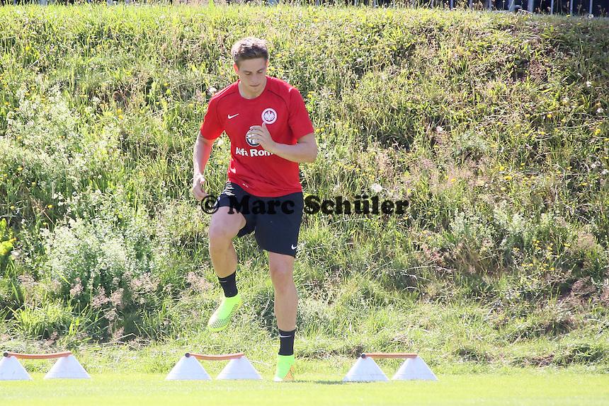 Bastian Oczipka (Eintracht) - Eintracht Frankfurt Trainingsauftakt, Commerzbank Arena