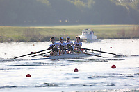 Race: 2  Event: Club 4+  Heat B<br /> <br /> Wallingford Regatta 2018<br /> <br /> To purchase this photo, or to see pricing information for Prints and Downloads, click the blue 'Add to Cart' button at the top-right of the page.