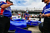 Verizon IndyCar Series<br /> Indianapolis 500 Qualifying<br /> Indianapolis Motor Speedway, Indianapolis, IN USA<br /> Saturday 20 May 2017<br /> Takuma Sato, Andretti Autosport Honda<br /> World Copyright: Scott R LePage<br /> LAT Images<br /> ref: Digital Image lepage-170520-indy-1940