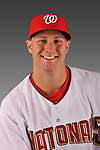 14 March 2008: ..Portrait of Timothy Bittner, Washington Nationals Minor League player at Spring Training Camp 2008..Mandatory Photo Credit: Ed Wolfstein Photo