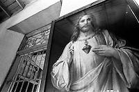 Cristo, Trinidad, Cuba, mayo, 1996