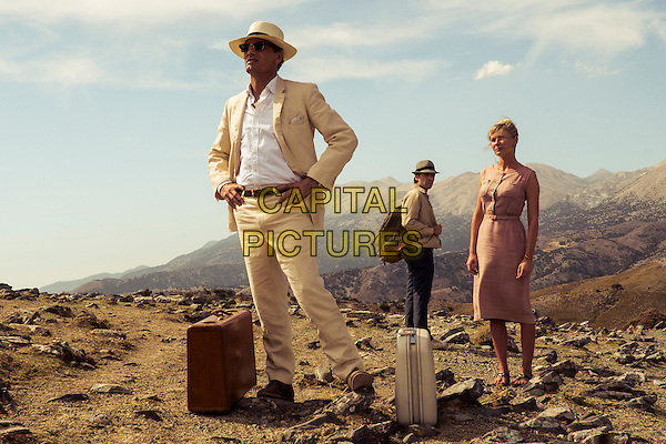 Viggo Mortensen, Oscar Isaac, Kirsten Dunst <br /> in The Two Faces of January (2014) <br /> *Filmstill - Editorial Use Only*<br /> CAP/FB<br /> Image supplied by Capital Pictures