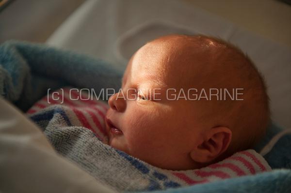 Four day old newborn twins (Heverlee, 03/01/2017)
