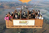 20150831 August 31 Hot Air Balloon Gold Coast