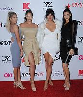 22 February 2017 - West Hollywood, California - Barbie Blank, Olivia Pierson, Natalie Halcro, Nicole Williams.  2017 OK! Magazine's Pre-Oscar Event held at Nightingale Plaza. Photo Credit: Birdie Thompson/AdMedia