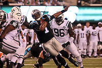 26.08.2012: New York Jets vs. Carolina Panthers
