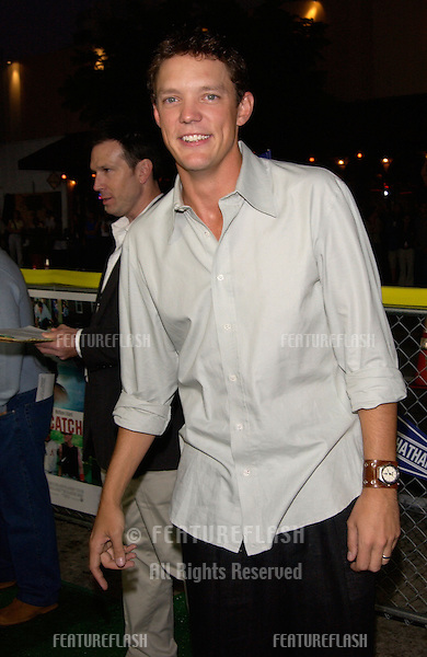 Actor MATTHEW LILLARD at the Los Angeles premiere of his new movie Summer Catch..22AUG2001.  © Paul Smith/Featureflash