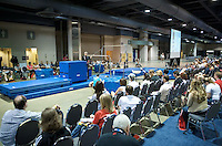 6/19/08 - Photo by John Cheng for USA Gymnastics.  2008 Congress takes place in Philadelphia Convention Center.