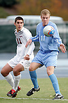 Southern Methodist University defeated the University of North Carolina 3-2 in double overtime at Fetzer Field in Chapel Hill, North Carolina, Saturday, December 3, 2005.