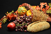 Bountiful Quality stock photo of cornucopia,