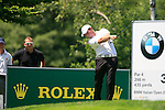 Peter Whiteford (SCO) tees off on the 3rd tee during Day 3 of the BMW Italian Open at Royal Park I Roveri, Turin, Italy, 11th June 2011 (Photo Eoin Clarke/Golffile 2011)