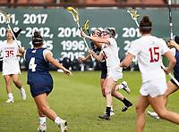 Stanford, CA; February 24, 2019; Women's Lacrosse, Stanford vs UC Davis.
