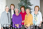Enjoying the Young at heart Christmas party in the Muckross Park hotel on Sunday were Peggy Corcoran, Eileen O'Leary, Nora Fleming, Abgela O'Brien, Bernie O'Leary and Susan Walsh
