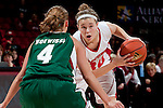 2009-10 NCAA Women's Basketball: UW Green Bay at Wisconsin