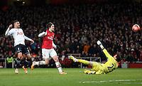 Arsenal v Tottenham Hotspur 04-Jan-2014