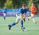 UTRECHT - Sander de Wijn (Kampong)   tijdens de hoofdklasse competitiewedstrijd mannen, Kampong-Bloemendaal (2-2) .   COPYRIGHT KOEN SUYK