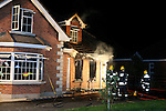 Grangebellew House Fire