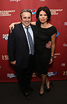 Michael McCormick and Jill Abramovitz attends the cast party for the Roundabout Theatre Company presents a One-Night Benefit Concert Reading of 'Damn Yankees' at the Stephen Sondheim Theatre on December 11, 2017 in New York City.