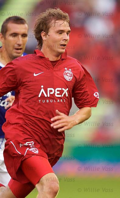 Darren Mackie, Aberdeen.stock season 2006-2007.pic willie vass