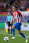 Filipe Luis of Atletico Madrid in action during their 2016-17 UEFA Champions League match between Atletico Madrid vs FC Bayern Munich at the Vicente Calderon Stadium on 28 September 2016 in Madrid, Spain. Photo by Diego Gonzalez Souto / Power Sport Images