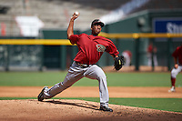 Arizona Diamondbacks pitcher Tyler Mark (26) during an instructional league game against the San Francisco Giants on October 16, 2015 at the Chase Field in Phoenix, Arizona.  (Mike Janes/Four Seam Images)