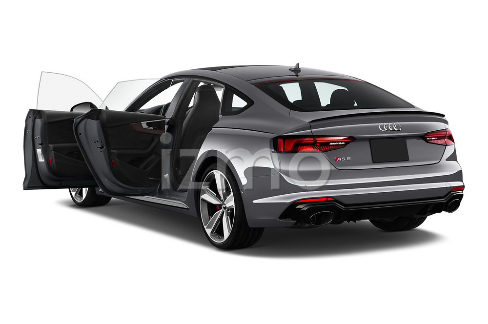 Car images of 2019 Audi RS-5-Sportback - 5 Door Hatchback Doors