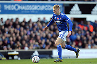Flynn Downes of Ipswich Town during Ipswich Town vs Lincoln City, Emirates FA Cup Football at Portman Road on 9th November 2019