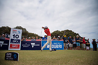 Wade Ormsby (AUS) during the final round of the VIC Open, 13th Beech, Barwon Heads, Victoria, Australia. 09/02/2019.<br /> Picture Anthony Powter / Golffile.ie<br /> <br /> All photo usage must carry mandatory copyright credit (© Golffile | Anthony Powter)