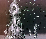 """Кадр из мультфильма """"Голубая планета"""" (1980s) СССР;  / Filmstill """"Golubaya planeta"""" (1980s) USSR;"""