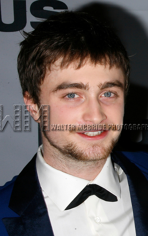 Daniel Radcliffe .attending the EQUUS Opening Night Performance After Party at Pier 60 at the Chelsea Piers in New York City..September 25, 2008.