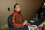 Gina Tognoni - So Long Springfield event celebrating 7 wonderful decades of Guiding Light which brought out Guiding Light Actors as they  came to see fans at the Hyatt Regency in Pittsburgh, PA. for Q & A, acting scenes between actors and fans by GL finest during the weekend of October 25, 2009. (Photo by Sue Coflin/Max Photos)