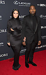 WASHINGTON, DC - JANUARY 24: TV personality Kim Kardashian and rapper Kanye West attend The BET Honors at the Warner Theatre l on January 24, 2015 in Washington, D.C. Photo Credit: Morris Melvin / Retna Ltd.