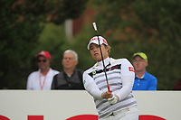 Ariya Jutanugarn (THA) on the 2nd tee during Round 2 of the Ricoh Women's British Open at Royal Lytham &amp; St. Annes on Friday 3rd August 2018.<br /> Picture:  Thos Caffrey / Golffile<br /> <br /> All photo usage must carry mandatory copyright credit (&copy; Golffile | Thos Caffrey)