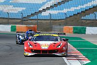 #51 LUZICH RACING (CHE) FERRARI F488 GTE EVO LMGTE ALESSANDRO PIER GUIDI (ITA) NICKLAS NIELSEN (DNK) FABIEN LAVERGNE (FRA)
