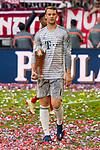 12.05.2018, Allianz Arena, Muenchen, GER, 1.FBL,  FC Bayern Muenchen vs. VfB Stuttgart, im Bild Manuel Neuer (FCB #1) <br /> <br />  Foto &copy; nordphoto / Straubmeier