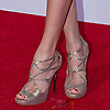"FOOTWEAR FASHIONS - TAYLOR SWIFT.The stars both the women and men put their best foot forward to display their varying foowear when they attended the 40th American Music Awards, Nokia Theatre, Los Angeles_18/11/2012.Mandatory Photo Credit: ©Francis Dias/Newspix International..**ALL FEES PAYABLE TO: ""NEWSPIX INTERNATIONAL""**..PHOTO CREDIT MANDATORY!!: NEWSPIX INTERNATIONAL(Failure to credit will incur a surcharge of 100% of reproduction fees)..IMMEDIATE CONFIRMATION OF USAGE REQUIRED:.Newspix International, 31 Chinnery Hill, Bishop's Stortford, ENGLAND CM23 3PS.Tel:+441279 324672  ; Fax: +441279656877.Mobile:  0777568 1153.e-mail: info@newspixinternational.co.uk"