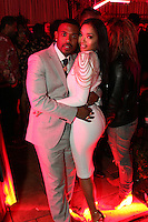 LOS ANGELES, CA - FEBRUARY 12: Ray J and Princess Love at the GQ and Youtube Grammy After Party at Chateau Marmont in Los Angeles, California on February 12, 2017. Credit: Walik Goshorn/MediaPunch