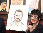 Chita Rivera during the Rob Ashford portrait unveiling for the Sardi's Wall of Fame on October 10, 2018 at Sardi's Restaurant in New York City.