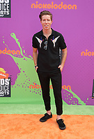 LOS ANGELES, CA July 13- Shaun White, At Nickelodeon Kids' Choice Sports Awards 2017 at The Pauley Pavilion, California on July 13, 2017. Credit: Faye Sadou/MediaPunch