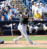 Yoan Moncada - Chicago White Sox 2020 spring training (Bill Mitchell)