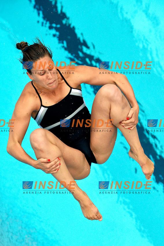 Villo Kormos Hungary <br /> Bolzano 29/6/2013 Piscina Lido<br /> 19th Fina Diving Grand Prix <br /> Women's 3m Springboard <br /> Tuffi <br /> Foto Andrea Staccioli Insidefoto