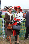Maura Boyers and Maura Lillis from Bettystown at the 2011 Laytown races.(Photo credit should read Jenny Matthews www.newsfile.ie)....This Picture has been sent you under the conditions enclosed by:.Newsfile Ltd..The Studio,.Millmount Abbey,.Drogheda,.Co Meath..Ireland..Tel: +353(0)41-9871240.Fax: +353(0)41-9871260.GSM: +353(0)86-2500958.email: pictures@newsfile.ie.www.newsfile.ie.