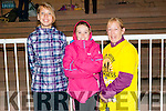 Darkness into Light - Listowel: Pictured prior to the start of the Darkness into Light walk at Listowel race course on Saturday morning last were Goshi Gorzalczynska, Ava Fitzgerald & Helen Loughnane.