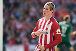 Atletico de Madrid's Fernando Torres celebrating a goal during BBVA La Liga match. April 02,2016. (ALTERPHOTOS/Borja B.Hojas)