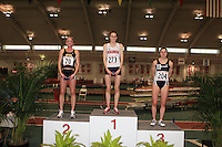 March 1st, 2009: University of Wisconsin Women's Indoor Track and Field at the 2009 Big Ten Indoor Track & Field Championships.