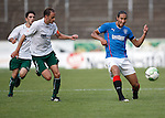 Bilel Mohsni plays in Jon Daly from defence
