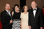 "From left: Ron and Susann Glenn with Mariglyn and Stephen Glenn at the 2016 Houston Symphony Gala ""Carnaval"" at Jones Hall Saturday May 14,2016(Dave Rossman Photo)"