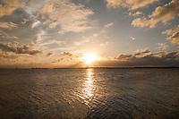 The Florida Keys at Sunset, USA