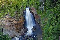 Miner's Falls from platform